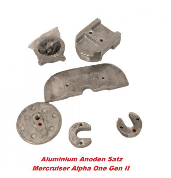 allpa Aluminium Anodensatz Alpha-1-Gen II >1991