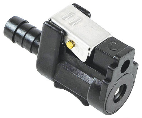 Merc./Yamaha Anschlußdose, Motorseite 8 mm
