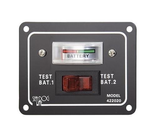 Batterie-Testschalter 12V