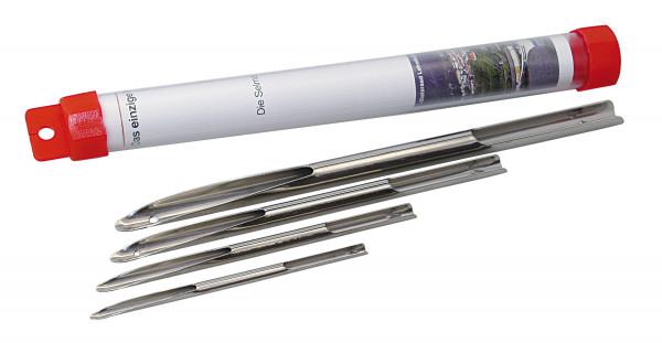 Spleißnadeln-Set 4 Nadeln für 4 - 10 mm Leine