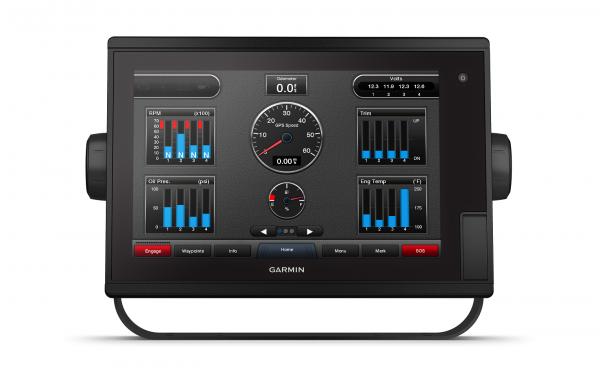 Garmin GPSMAP® 1222 mit Touchscreen