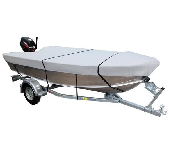 Open Boat Abdeckplane in grau oder schwarz