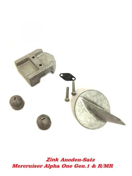 allpa Zinkanode Kit Alpha-1, Gen-I 1983-1990