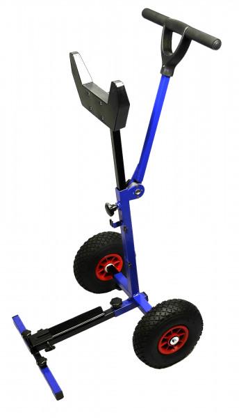 Allpa Außenbordmotor Trag-Gestell einstellbar mit Räder