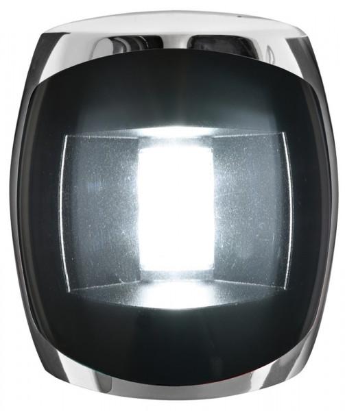 Navigationslampe Sphera III Inox 135° Hecklicht