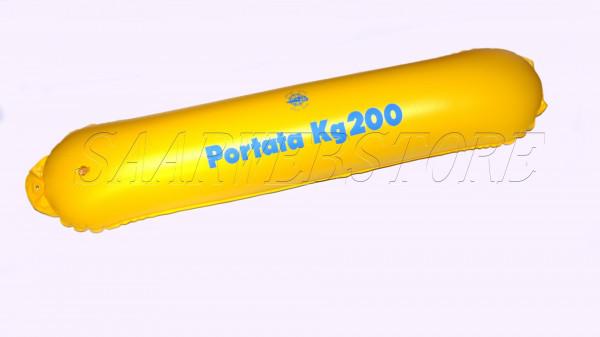PVC-Bootsrolle 200 kg