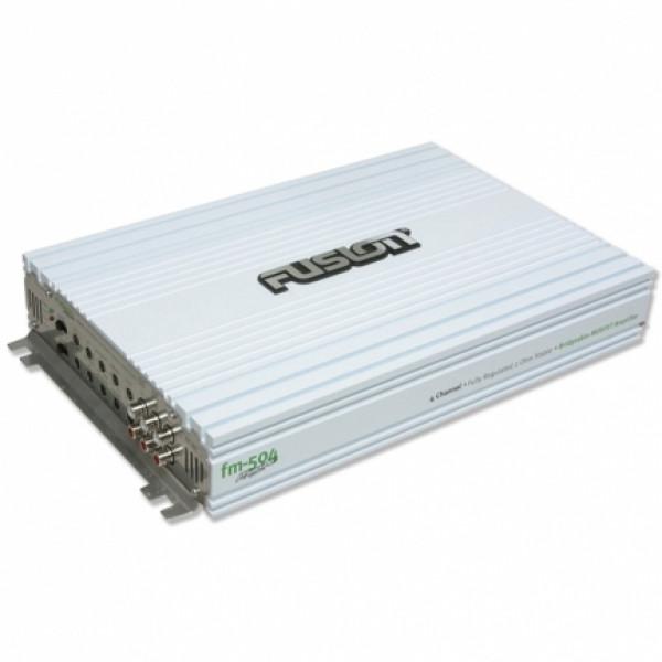 MS-AM504 - 4 Kanal Verstärker, 500 Watt