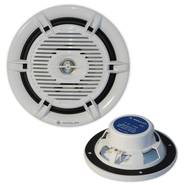 2-way stereo speaker 80 W