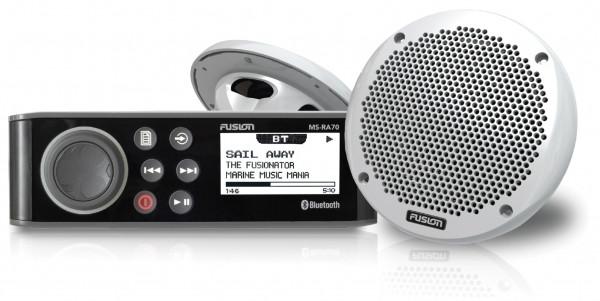 MS-RA70NKT - RA70N + MS-EL602 Lautsprecher
