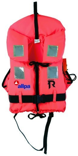 "allpa Rettungsweste Modell 30-50kg ""Regatta Soft"" (CE ISO 12402-4 100N)"
