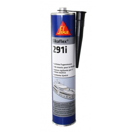 Sikaflex-291 i-cure SCHWARZ 300ml Kartusche