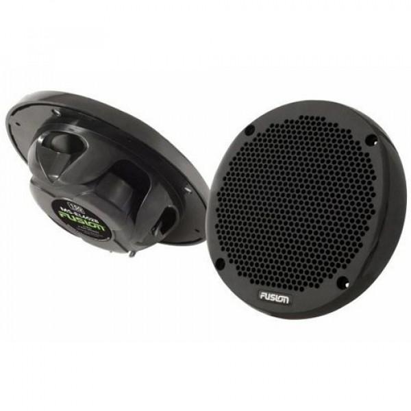 """MS-EL602 - 6"""" Marine 2 Wege Einbau-Lautsprecher (1 Paar) 150W, schwarz"""