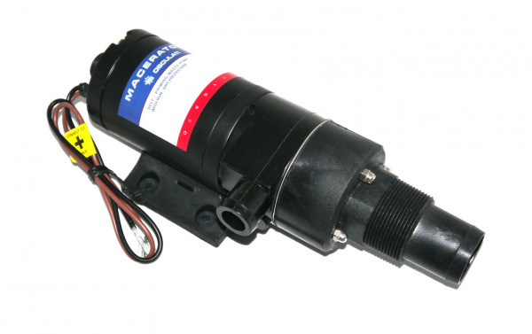 Fäkalien-Absaugpumpe, selbstansaugend 12V 45 l/min