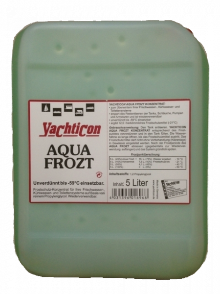 Aqua Frozt 5 Liter