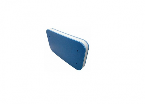Kissenfender 650x300x70mm blau